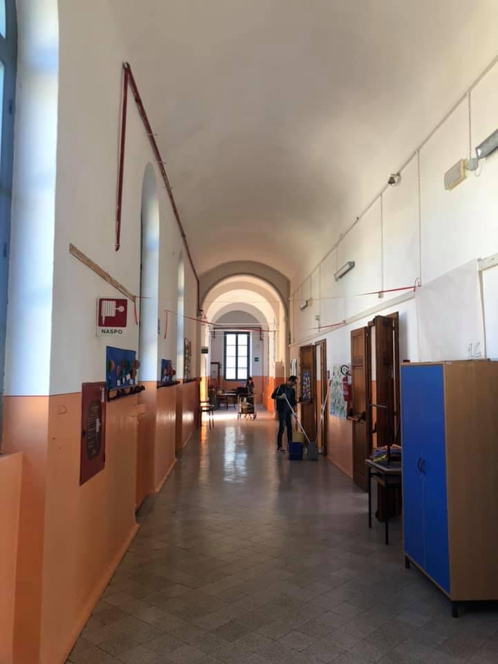 Siena, A Fanali Accesi: La scuola e la convivenza con ilvirus