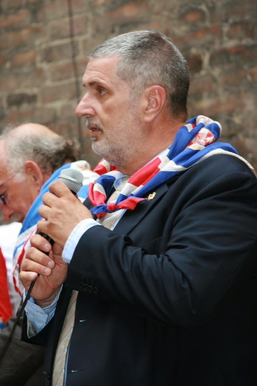 Siena, Contrada della Pantera in lutto: E' morto l'ex Priore StefanoMorandini