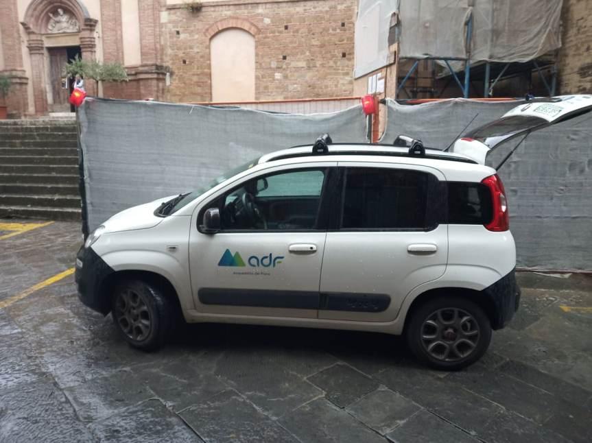Provincia di Siena: Manutenzione sulla rete idrica diBuonconvento