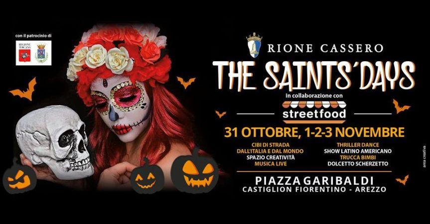 palio di Castiglion Fiorentino, Rione Cassero: 31/10-01-02-03/11 Saints Days – Halloween &Co