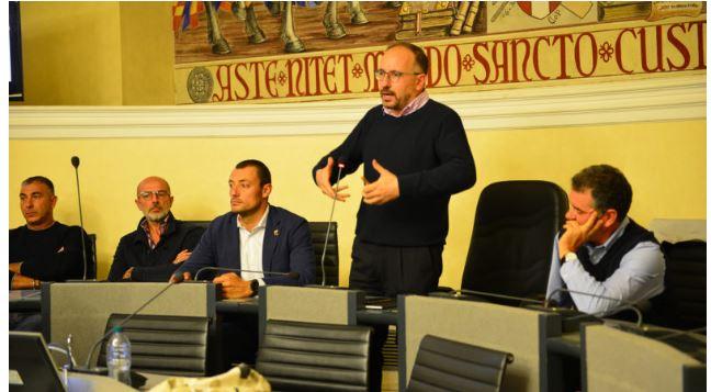 Palio di Asti: Il Collegio dei Rettori in aiuto dell'ospedale CardinalMassaia