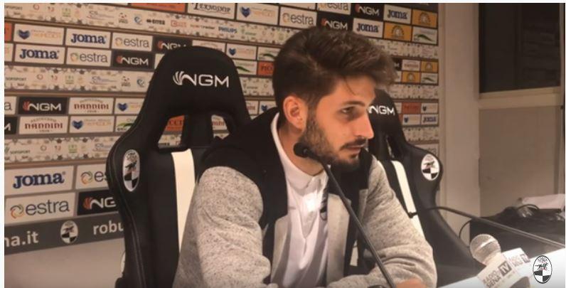 "Siena, Robur Siena, Panizzi: ""Mai mancate le prestazioni. Ad Alessandria a visoaperto"""