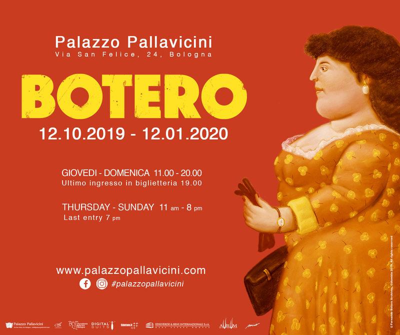 Siena, Contrada della Tartuca: 24/11 Visita Mostra Botero aBologna