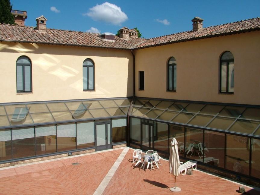 Siena: Casi positivi al Covid-19 anche presso l'RSD Santa Petronilla diSiena