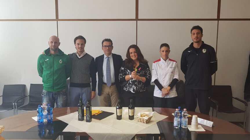 """Siena, Robur Siena: La Robur sostiene il progetto""""Prevenolio"""""""