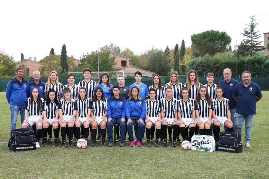 Siena, Robur Siena, Women: Livorno-Robur Siena3-2