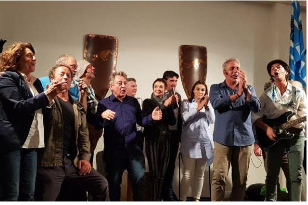 Palio di legnano, Contrada Sant'Erasmo: Resoconto Cena Cabaret del09/10