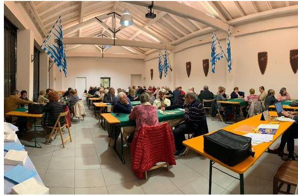 Palio di Legnano, Contrada Sant'Erasmo: Resoconto Toreo di Burraco del04/10
