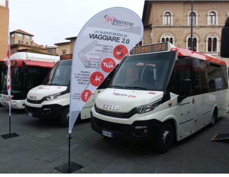 """Siena, Tiemme, servizi di Tpl: La cadenza """"non scolastica"""" resterà valida fino al 3 aprile2020"""