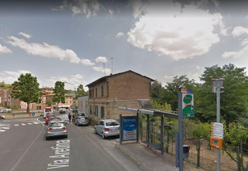 Siena: Via Aretina, dove i pedoni rischiano lavita