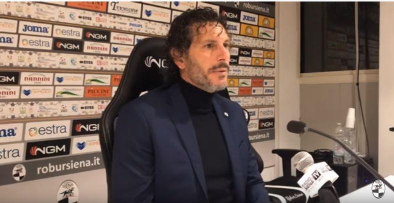 """Siena, Robur Siena, Dal Canto: """"Se sono playoff, lo siano per tutti. Giusto prime inB"""""""