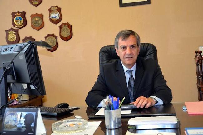 Siena: Messaggio del Prefetto di Siena, ArmandoGradone