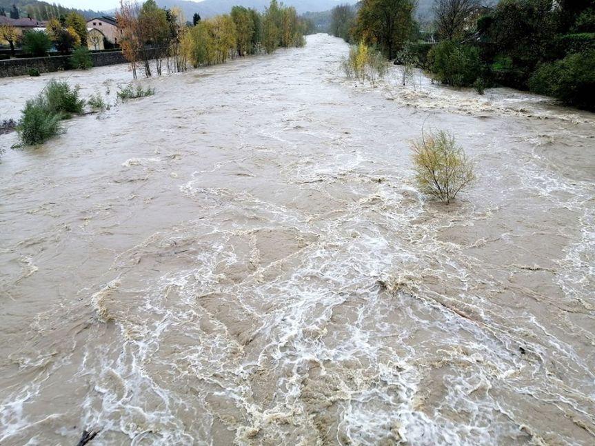 Siena e Toscana: La situazione in tempo reale dell'allarme allagamenti di oggi17/11