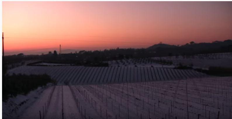 Toscana, Maltempo: Martedì 24/03 Codice giallo per neve a bassa quota, rischio ghiaccio e ancoravento