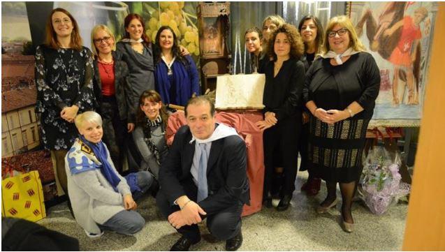 Palio di Asti, Comitato Palio Cattedrale: Consegnata la Pergamena d'Autore2019