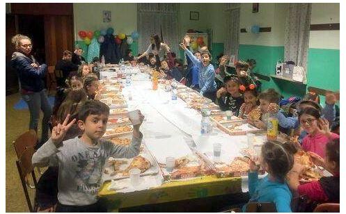 Palio di Asti, Comitato Palio Montechiaro: Ieri 31/10 piacevole serata per i bambini in attesa della festa deiSanti