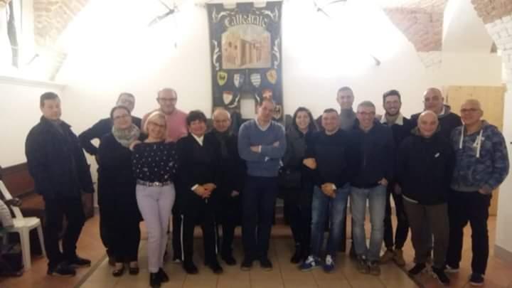 Palio di Asti, Rione Cattedrale: Eletto il nuovoDirettivo