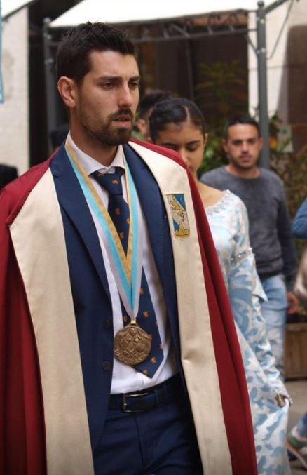 palio di Asti, Comitato Palio Baldichieri : È nato Alessandro, figlio del Rettore FedericoRobino