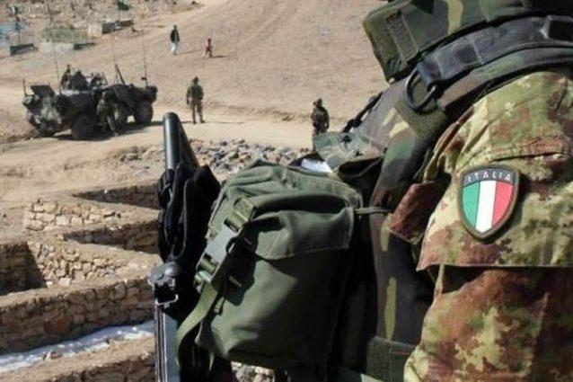 Italia: Militari italiani, è allarme rosso. Blindate le basi nelle zonecalde