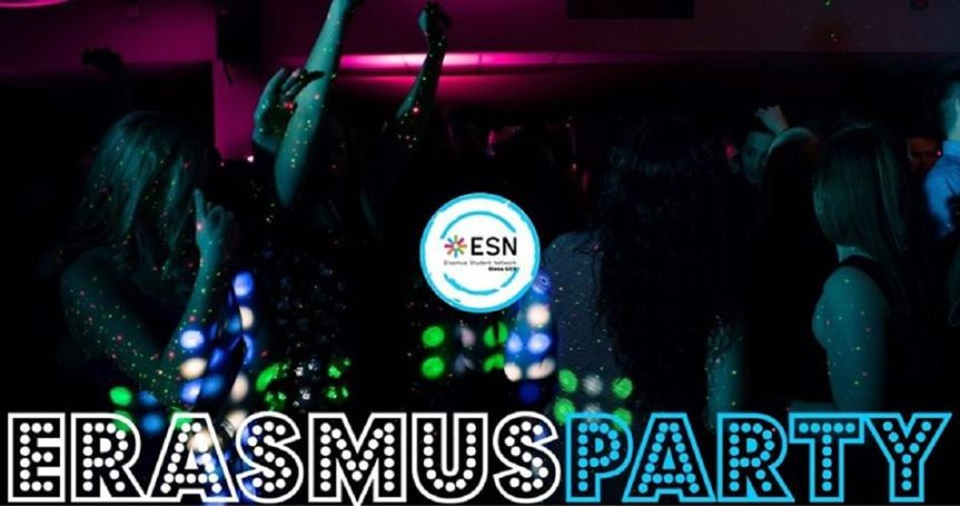 Sponsor, Pollaio delle Donzelle: Oggi 12/02 Erasmus Party   with ESN SienaGES