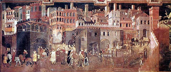 """Siena, """"Restauro"""" del Buon Governo al via: Approvato ilprogetto"""