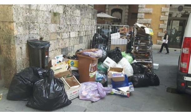 Toscana: Covid, Toscana a rischio di emergenzarifiuti