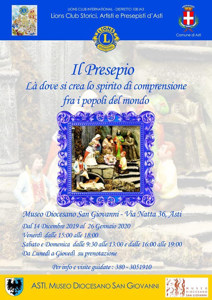 """Palio di Asti: 14/12 presentazione libro """"𝐈𝐥 𝐩𝐫𝐞𝐬𝐞𝐩𝐢𝐨, 𝐥𝐢̀ 𝐝𝐨𝐯𝐞 𝐬𝐢 𝐜𝐫𝐞𝐚 𝐥𝐨 𝐬𝐩𝐢𝐫𝐢𝐭𝐨 𝐝𝐢 𝐜𝐨𝐦𝐩𝐫𝐞𝐧𝐬𝐢𝐨𝐧𝐞 𝐟𝐫𝐚 𝐢 𝐩𝐨𝐩𝐨𝐥𝐢 𝐝𝐞𝐥𝐦𝐨𝐧𝐝𝐨"""""""