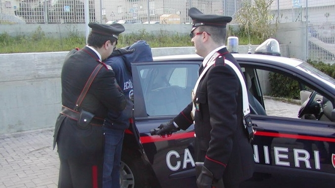 Provincia di Siena: Ruba carburante da una ruspa, arrestato daiCarabinieri