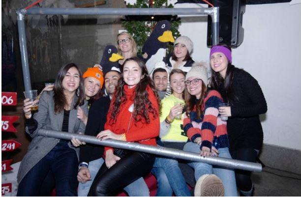 Palio di Legnano, Contrada Legnarello: Resoconto Ski Party del21/12
