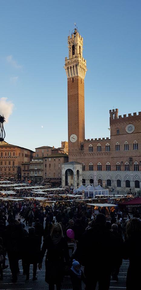 Siena: Ufficiale, Emergenza coronavirus, rinviato il Mercato nelCampo