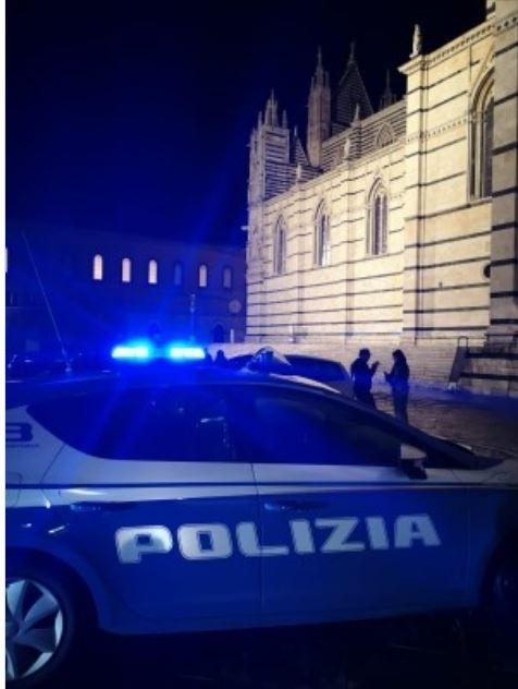 Siena, Notte di Capodanno: Litigano per il taxi, 31enne straniero sferra un pugno ad unaragazza