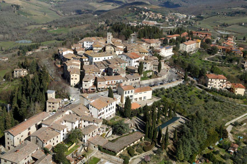 Provincia di Siena: Castellina e Radda in Chianti verso il Piano StrutturaleIntercomunale