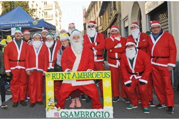Palio di Legnano, Contrada Sant'Ambrogio: Resoconto Runt'Ambroeus Seconda Edizione di ieri08/12
