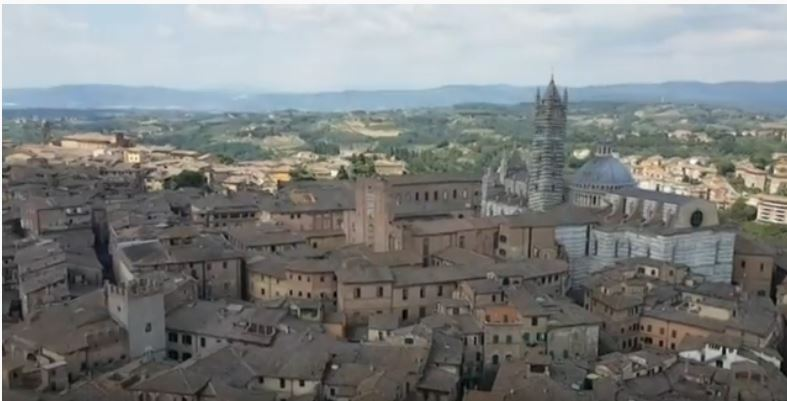 Palio di Siena, Italia da amare: Siena e la storia del suoPalio