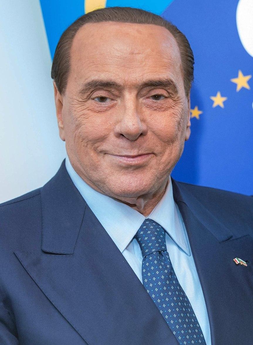 """Siena, Berlusconi: """"Sempre vicino a Siena e alMps"""""""