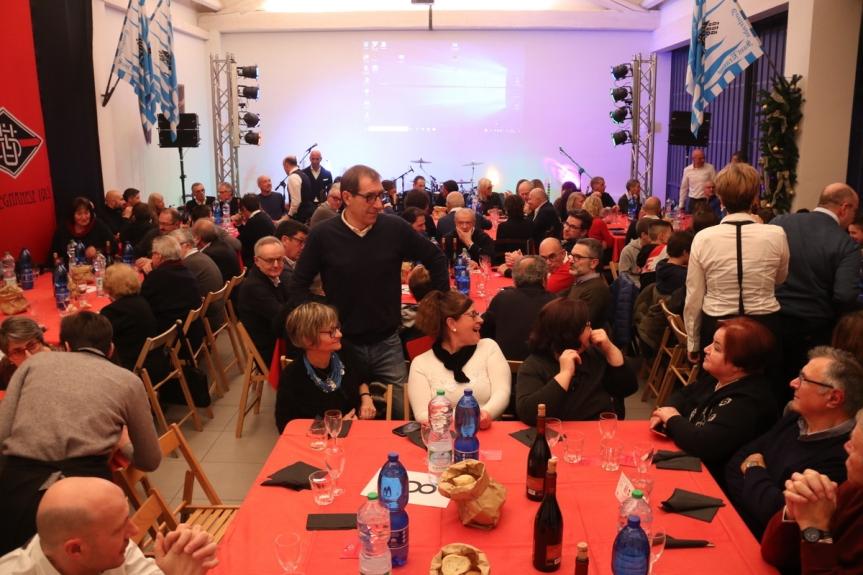 Palio di Legnano, U.S. Legnanese: Grande festa con i soci aSant'Erasmo