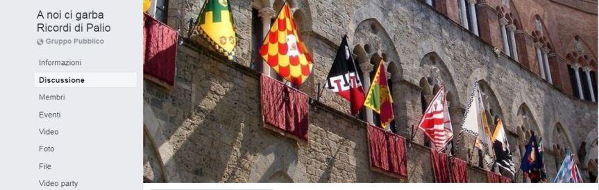 """Siena: Il Gruppo fb """" A noi ci garba Ricordi di Palio"""" organizza una visita al Museo dell'Oca il26/01"""