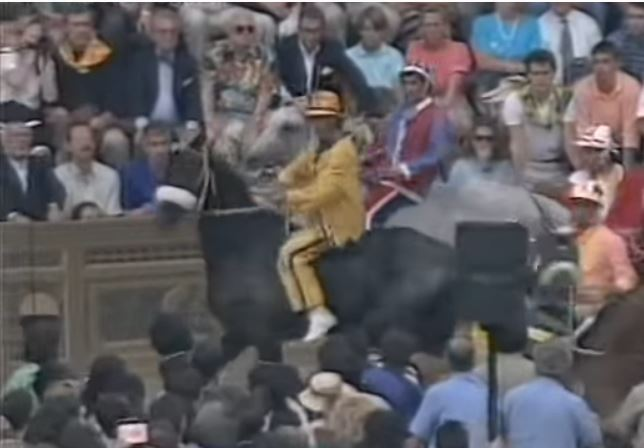 Palio di Siena: Aceto Legno1992