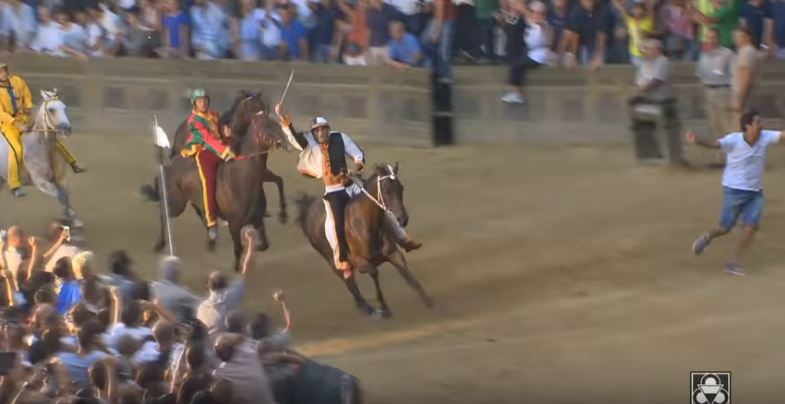 Palio di Siena:  Italy's Oldest Horse Race2016