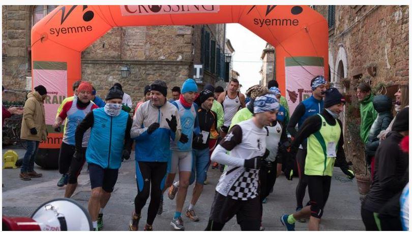 Provincia di Siena: A Castelmuzio sport e natura si incontrano nella quinta edizione della Befana EvoRun