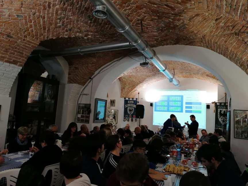 """Palio di Asti, Comitato Palio Rione Cattedrale: Ieri 05/01 si è svolta la """"Dombolata"""""""