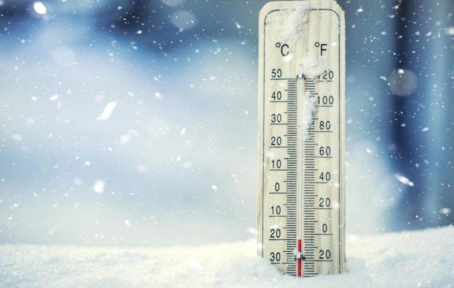 Siena e Provincia: Oggi 16/01 Temperature in nettocalo