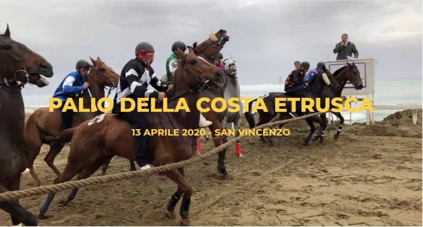 """palio della Costa Etrusca, Il """"palio sul mare"""" batte il Coronavirus: Si farà la corsa diPasquetta"""