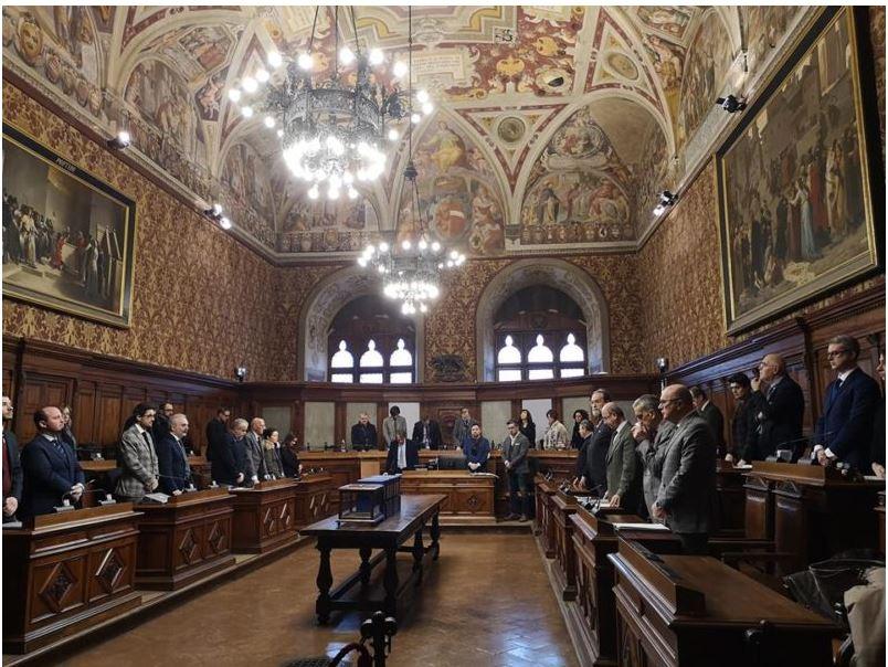 Siena: Approvate dal Consiglio alcune variazioni del bilancio diprevisione