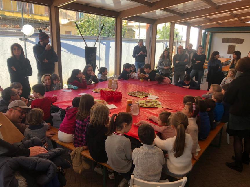 Palio di Legnano, Contrada San Domenico: Resoconto Colazione con la Befana vincente di oggi06/01