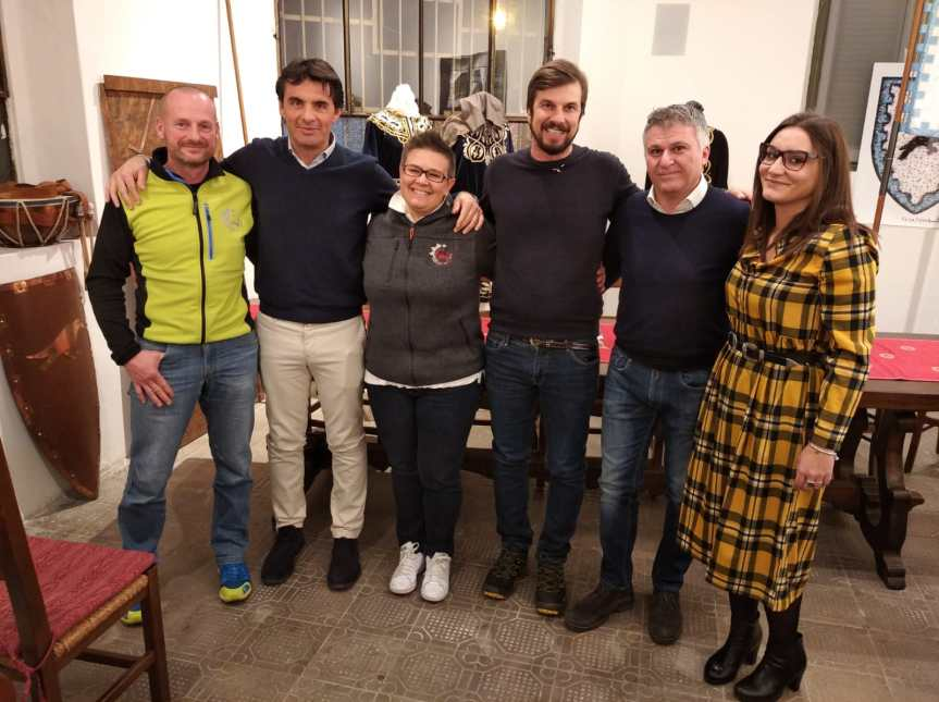 Palio di legnano, Contrada Sant'Erasmo: Resoconto Cena Valtellinese di ieri25/01