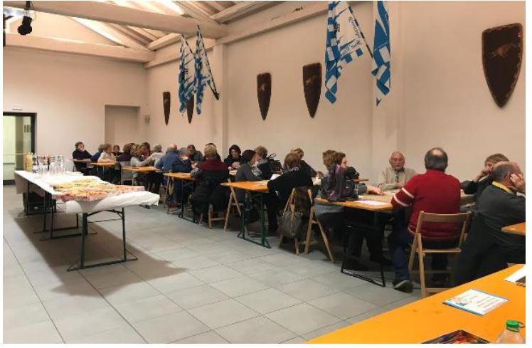 Palio di Legnano, Contrada Sant'Erasmo: Resoconto Torneo di Burraco del10/01