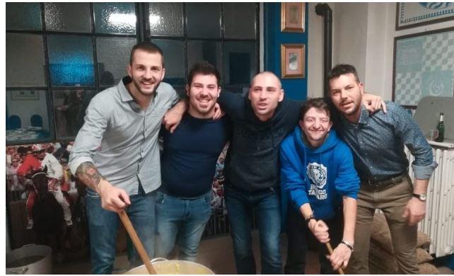 Palio di Asti, Comitato Palio Borgo Tanaro-Trincere-Torrazzo: Resoconto Befana Tanarina del05/01