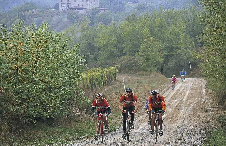 Toscana, La Regione su due ruote: Al via un prodotto turisticoomogeneo