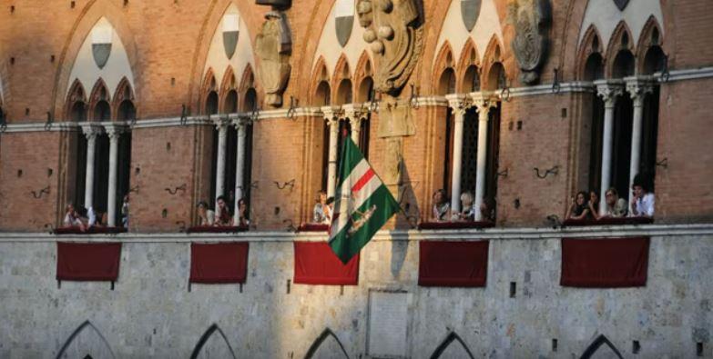 Palio di Siena: Il Palio Luglio2011